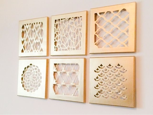 Super Easy Diy For Home Decor (Image 9 of 10)