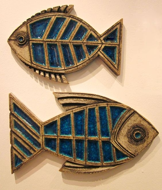 Superb Ceramic Wall Art To Keep You Fascinated – Bored Art Within Ceramic Wall Art (Image 8 of 10)