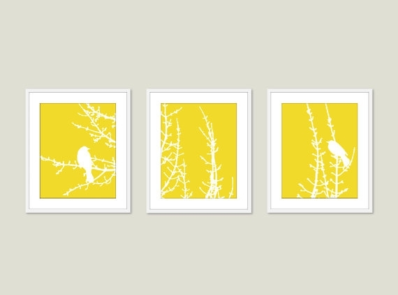 Superb Wall Art Yellow – Wall Decoration Ideas Intended For Yellow Wall Art (View 10 of 10)
