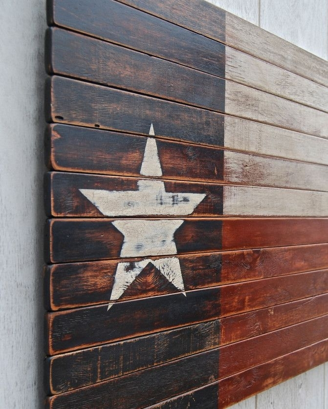 Texas Themed Wall Decor | Sevenstonesinc Intended For Texas Wall Art (Image 9 of 10)