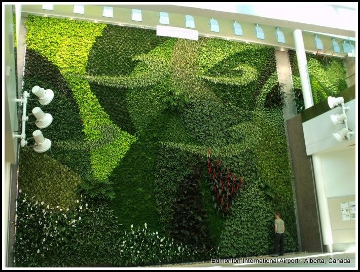 The Art Of Living Walls Around The World For Living Wall Art (View 4 of 10)
