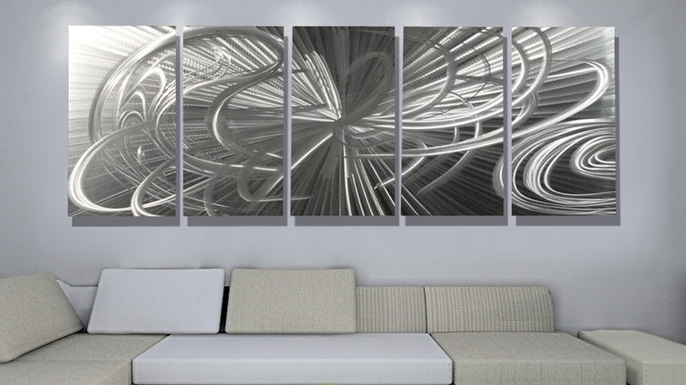 The Best Modern Metal Wall Décor Accessories For Unique Room Throughout Modern Wall Art Decors (Photo 4 of 10)