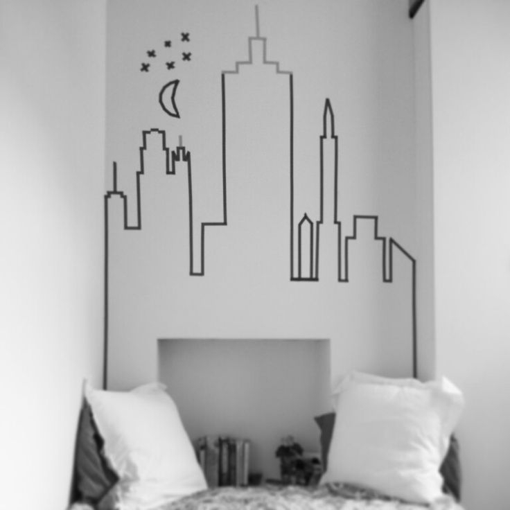 The Snug Is Now A Part Of | Jess & Riley Do Art | Pinterest | Washi Pertaining To Washi Tape Wall Art (View 8 of 10)
