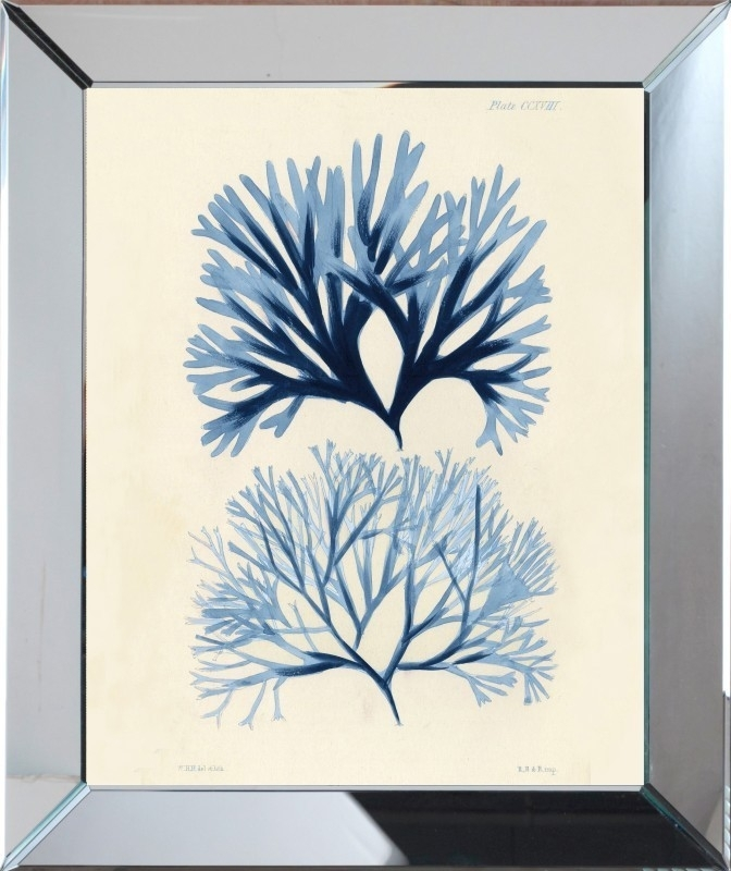The Well Appointed House – Luxuries For The Home – The Well With Regard To Coral Wall Art (Image 10 of 10)