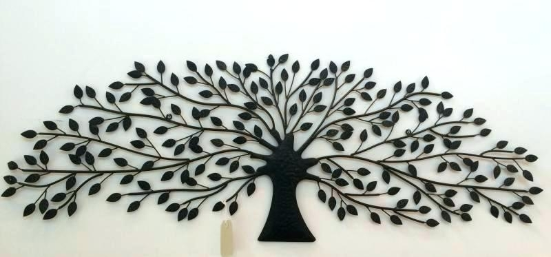 Tree Of Life Decoration Tree Of Life Metal Wall Art Large Large Within Metal Tree Wall Art (View 4 of 10)