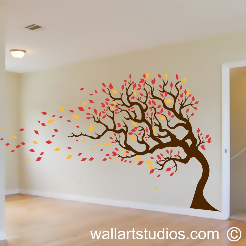 Trees Wall Art Decals | Wall Art In South Africa | Wallart Studios With Regard To Wall Art (Image 7 of 10)