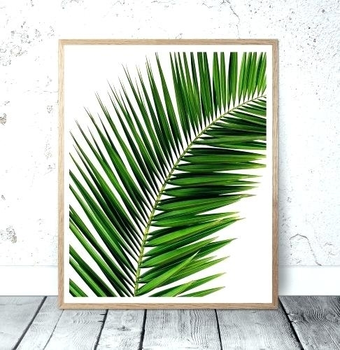 Tropical Wall Art At Metal Decor – Theasetheticsurgeon With Tropical Wall Art (Photo 7 of 10)