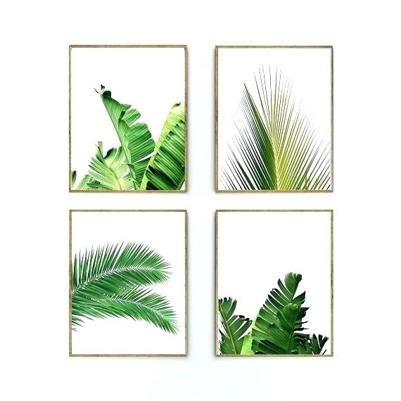 Featured Image of Tropical Wall Art