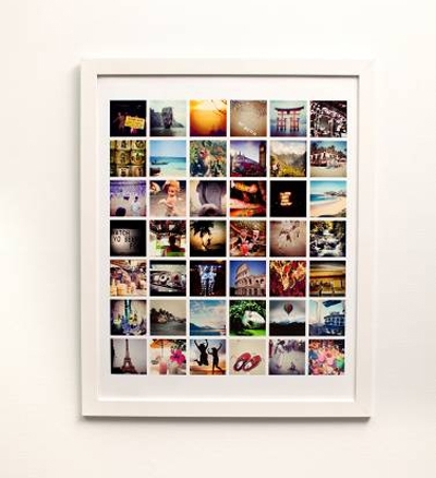 Turn Your Instagram Photos Into Personalised Wall Art | Meld For Instagram Wall Art (Image 9 of 10)
