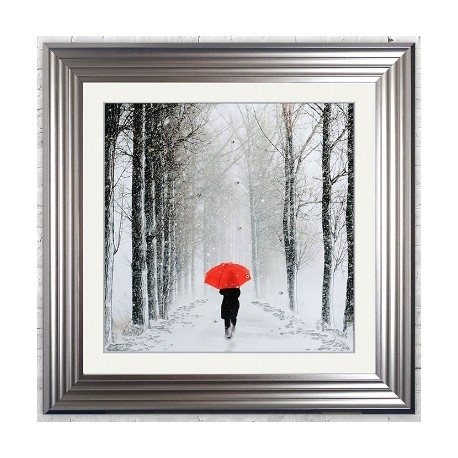 Umbrella Framed Wall Art – Urban Baroque Pertaining To Framed Wall Art (View 3 of 10)