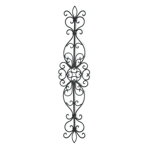 Useful Metal Scroll Wall Decor M2748189 Vertical Wall Decor Round Regarding Metal Scroll Wall Art (Image 9 of 10)