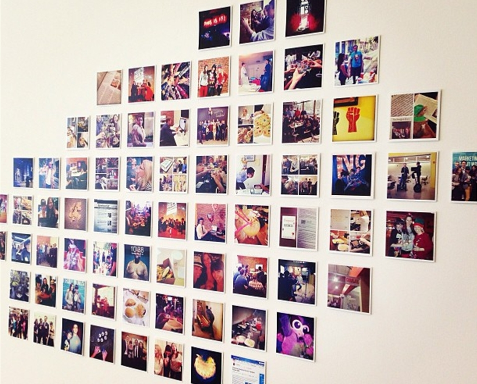 Wall Art Ideas Pertaining To Instagram Wall Art (Image 10 of 10)