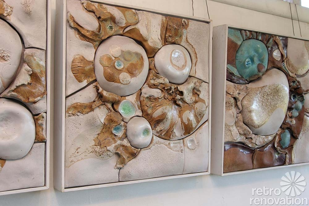Wall Art Ideas With Regard To Ceramic Wall Art (Image 9 of 10)