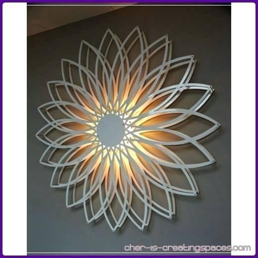 Wall Art Lights Light Up Wall Art – Opdx (Image 10 of 10)