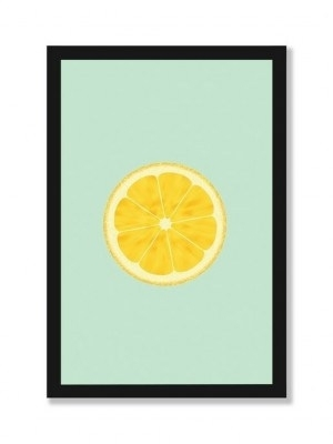 Wall Art – The Lemon Wall Art | The Design Wiz Inside Lemon Wall Art (Image 9 of 10)