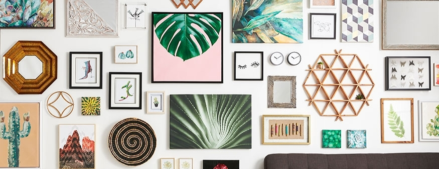 Wall Decor | At Home With Regard To Art Wall Decor (Image 7 of 10)