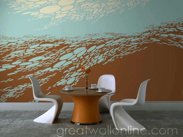 Wallgazer Collectiongreat Wall Custom Coverings Intended For Custom Wall Art (Image 10 of 10)