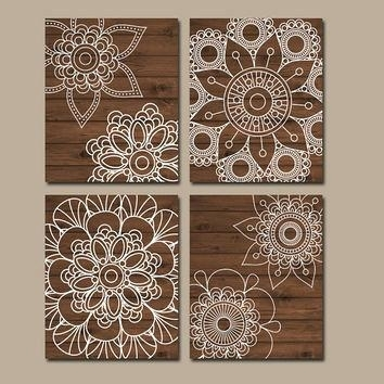 White Wall Medallion Wood Medallion Wall Decor Best Sweet Idea Wood Intended For Wood Medallion Wall Art (Image 7 of 10)