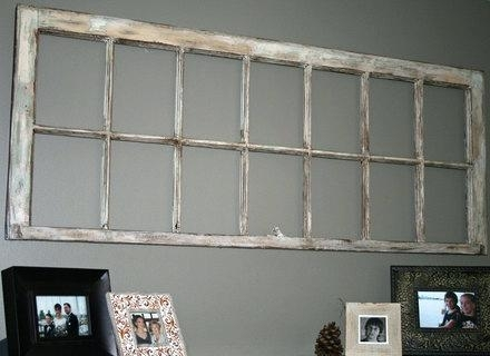 Window Wall Art Window Frame Wall Art Old Window New Picture Frame Regarding Window Frame Wall Art (Image 8 of 10)
