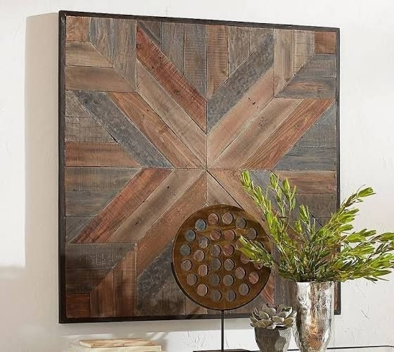 Wood Plank Wall Art | Art | Pinterest | Wood Plank Walls, Planked With Regard To Plank Wall Art (View 9 of 10)