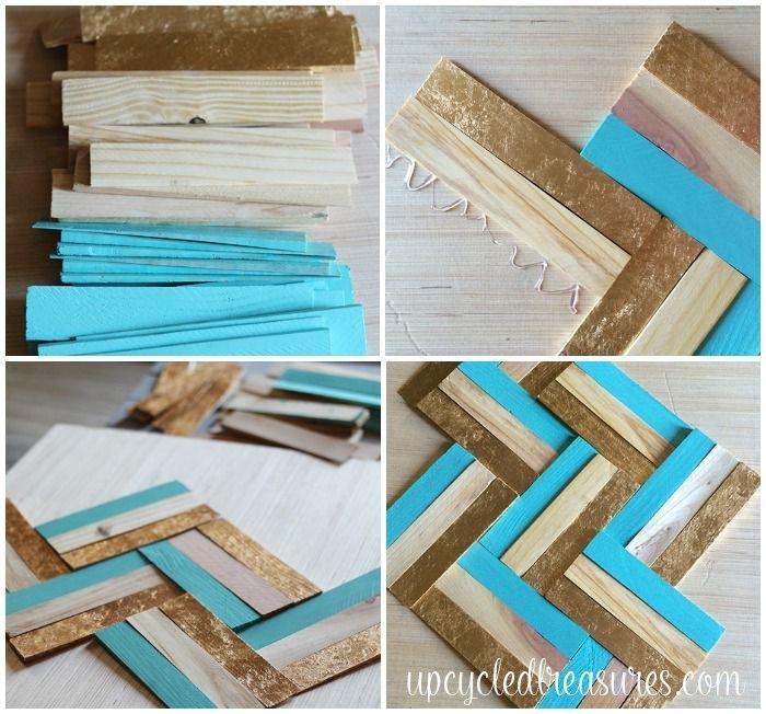 Wood Wall Art Diy 25 Best Ideas About Wood Wall Art On Pinterest Inside Diy Wood Wall Art (Image 10 of 10)