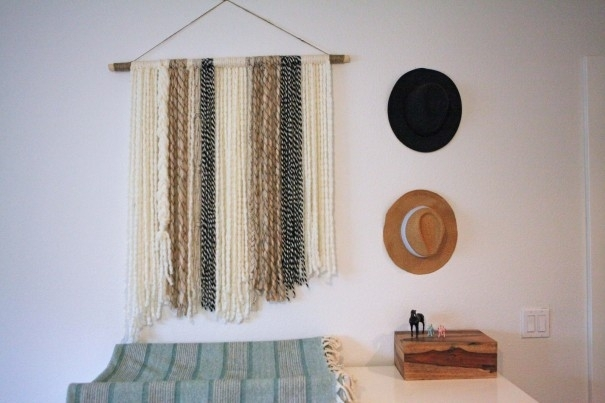 Yarn Wall Art – Plazasofnewmexico For Yarn Wall Art (Image 9 of 10)