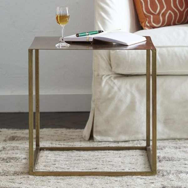 105 Best Accent Tables Images On Pinterest | Beach House Within Aged Iron Cube Tables (Image 1 of 40)