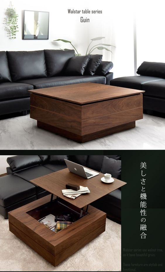 160+ Best Coffee Tables Ideas | Best Ideas Furniture | Pinterest Within Market Lift Top Cocktail Tables (Image 3 of 40)