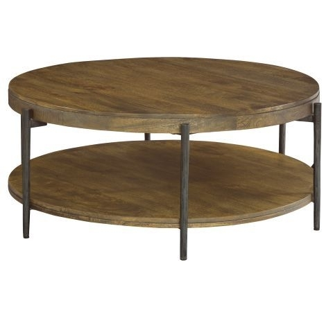 2 3702 Bedford Park Round Mango Coffee Table | Haydons | Pinterest Regarding Moraga Barrel Coffee Tables (Photo 6 of 40)
