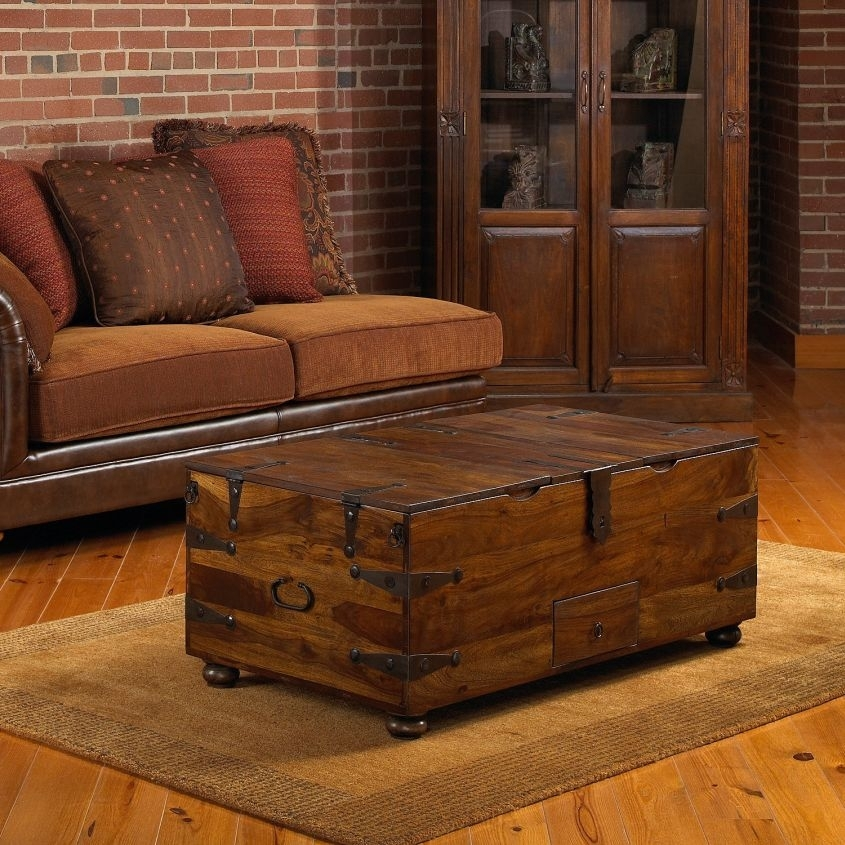 20 Best Modern Coffee Tables To Buy In 2018 For Rectangular Barbox Coffee Tables (Image 3 of 40)