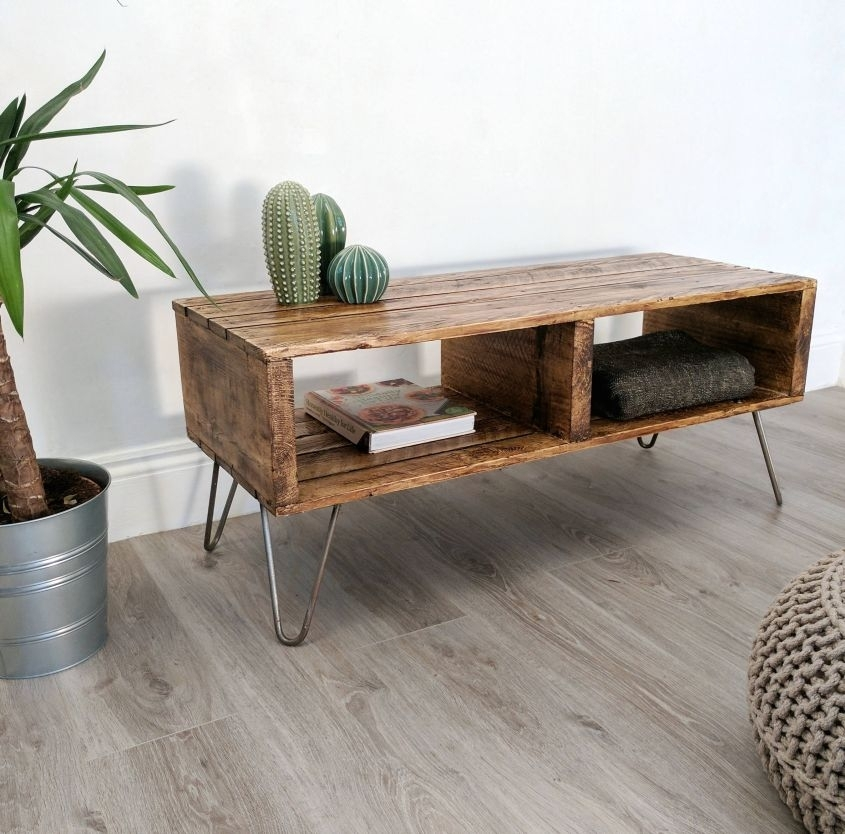 20 Best Modern Coffee Tables To Buy In 2018 With Regard To Rectangular Barbox Coffee Tables (Image 11 of 40)