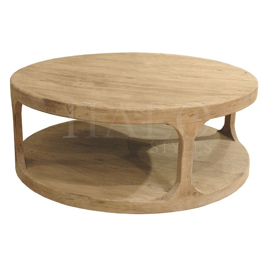 "20 ""h Coffee Table Round 