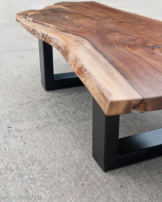 265 Best Coffee Tables Images On Pinterest Live Edge End Table With Live Edge Teak Coffee Tables (View 2 of 40)