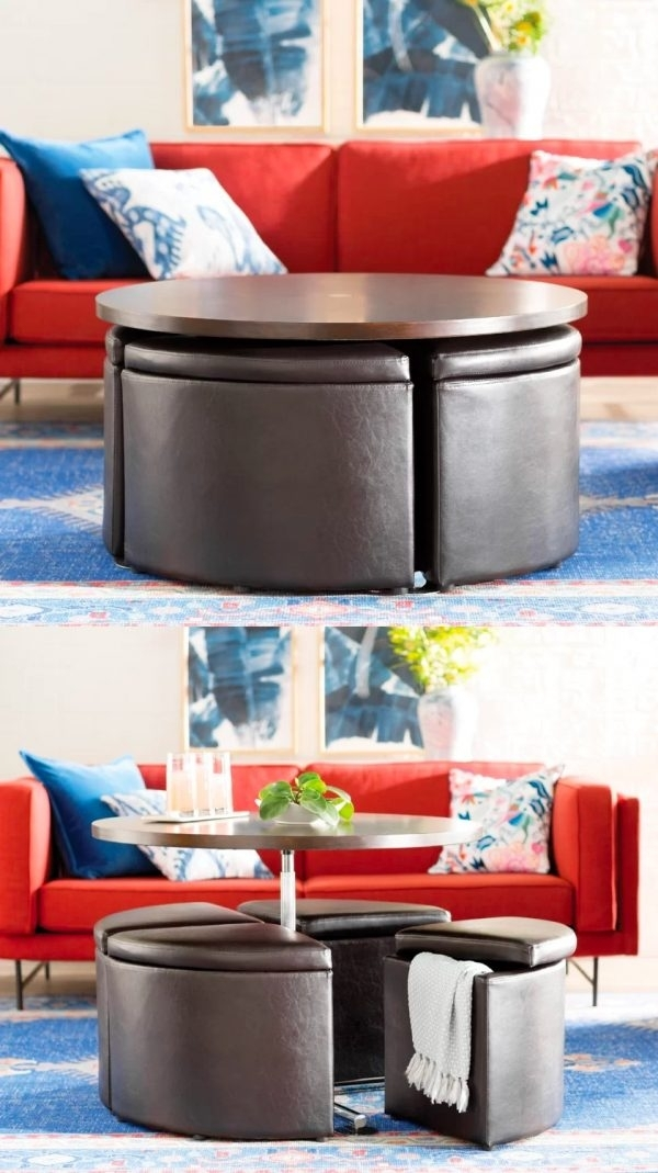33 Beautiful Lift Top Coffee Tables To Help You Declutter & Multi Task With Regard To Laurent Lift Top Cocktail Tables (Image 11 of 40)