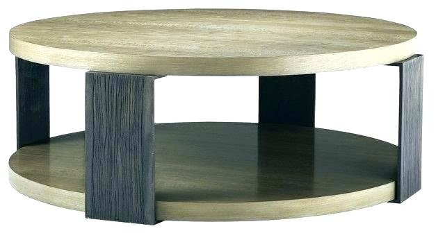 36 Round Coffee Table Table Inch Round Coffee Table Stratus Created In Stratus Cocktail Tables (View 23 of 35)