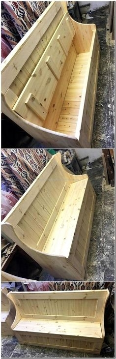 361 Best Pallet Furniture Images On Pinterest | Playroom, Child Room Pertaining To Corrugated White Wash Barbox Coffee Tables (View 20 of 40)