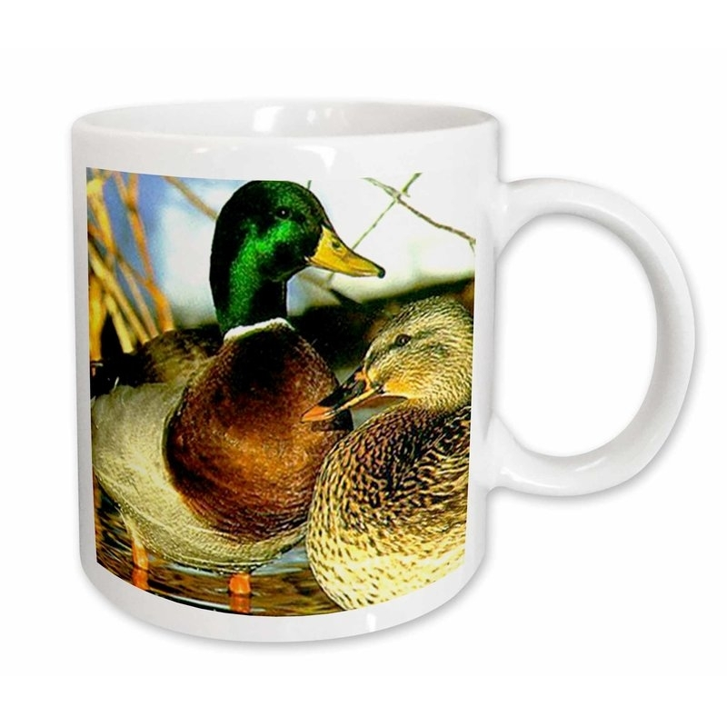 3Drose Mallard Duck Coffee Mug | Wayfair With Regard To Mallard Cocktail Tables (View 11 of 40)