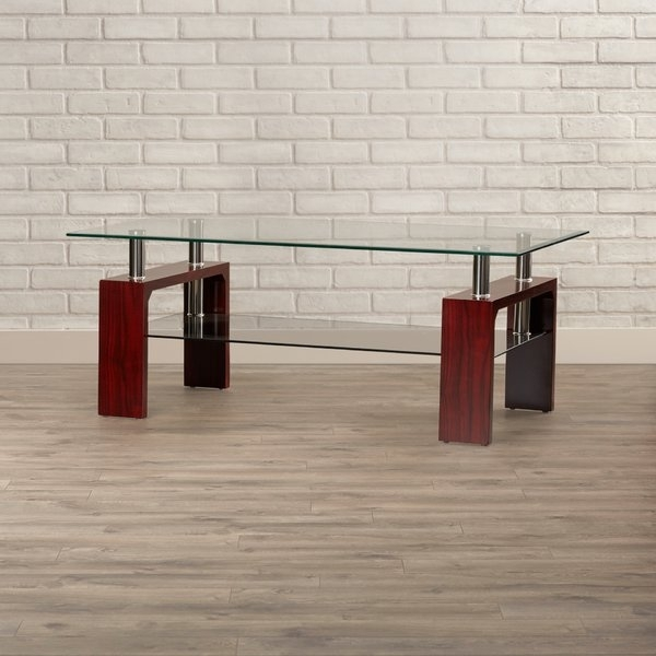 4 Foot Square Coffee Table | Wayfair Intended For Palmer Storage Cocktail Tables (Image 2 of 40)