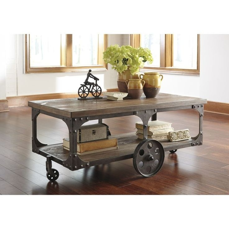 61 Best Coffee Table Images On Pinterest | Furniture Outlet, Online In Jacen Cocktail Tables (Photo 24 of 40)
