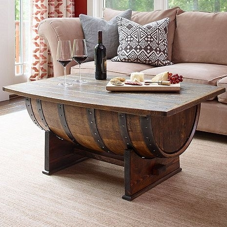 80 Best Bar Stuff Images On Pinterest | Home Ideas, Wine Cellars And With Regard To Corrugated White Wash Barbox Coffee Tables (Image 10 of 40)