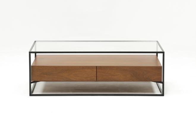 Abby Cocktail Table | Living Spaces Within Abby Cocktail Tables (View 8 of 40)