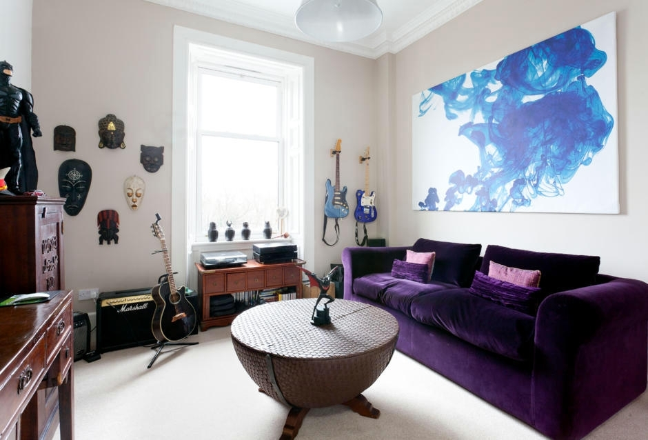 Africa Meets Rock'n'roll | Interior Design Ideas – Ofdesign Within Expressionist Coffee Tables (Image 9 of 40)