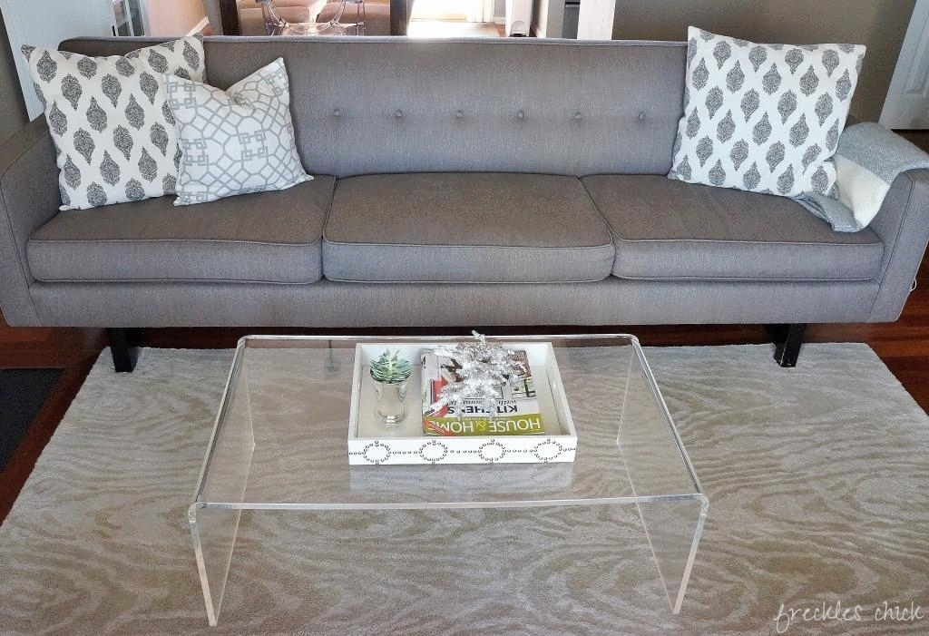 Agreeable Cb2 Peekaboo Acrylic Coffee Table Design Ideas, Cb2 Within Peekaboo Acrylic Coffee Tables (Image 7 of 40)