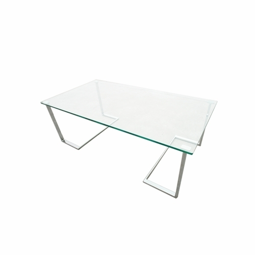 Allan Copley Designs – Edwin Rectangle Cocktail Table With Glass Top With Regard To Allen Cocktail Tables (View 14 of 40)