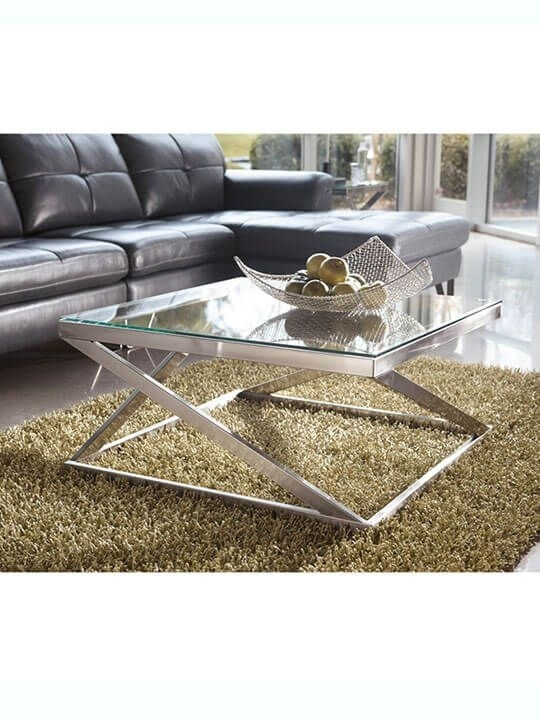 Allure Coffee Table | Modern Furniture • Brickell Collection With Regard To Allure Cocktail Tables (View 15 of 40)
