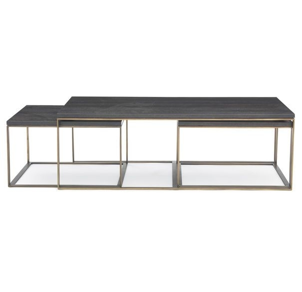 Allure Nesting Cocktail Table, , Hi Res | Bennington | Pinterest In Allure Cocktail Tables (View 22 of 40)