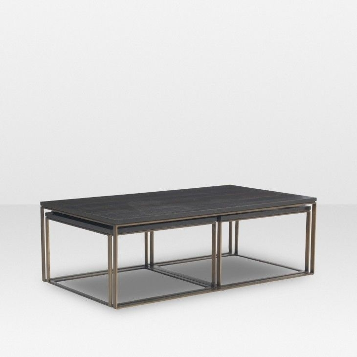 Allure Nesting Cocktail Tables | End & Coffee Tables | Pinterest Pertaining To Allure Cocktail Tables (View 9 of 40)