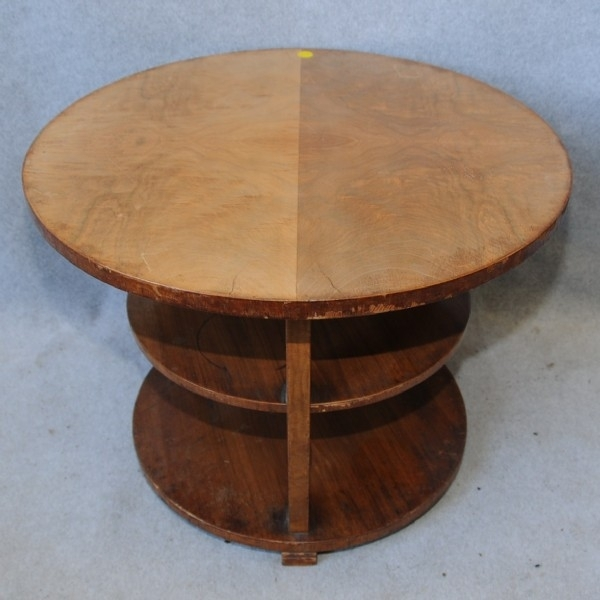 An Art Deco Coffee Table (Image 4 of 40)