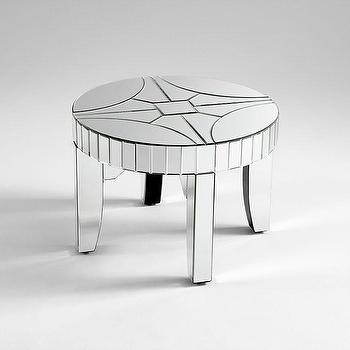 Angled Legs Mirror Table – Products, Bookmarks, Design, Inspiration Inside Moraga Barrel Coffee Tables (Image 3 of 40)