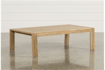 Antigua Teak Cocktail Table – Main | Yosemite Dr (Image 11 of 40)
